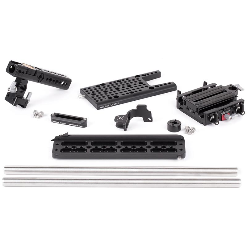 Wooden Camera Sony F55 | F5 Unified Accessory Kit (Advanced)