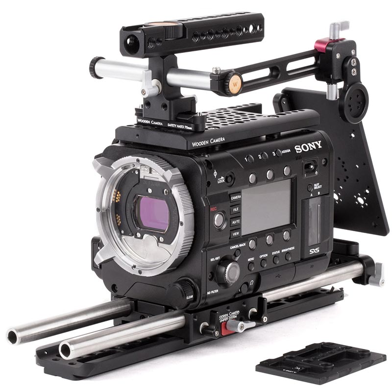 Wooden Camera Sony F55 | F5 Unified Accessory Kit (Pro)
