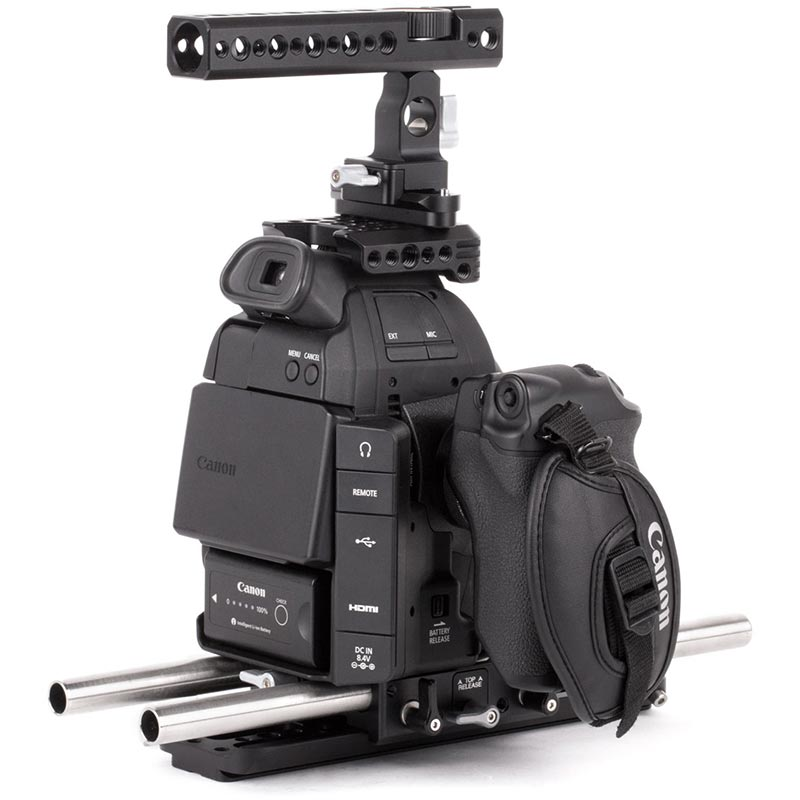 Wooden Camera Canon C100 Unified Accessory Kit (Advanced)
