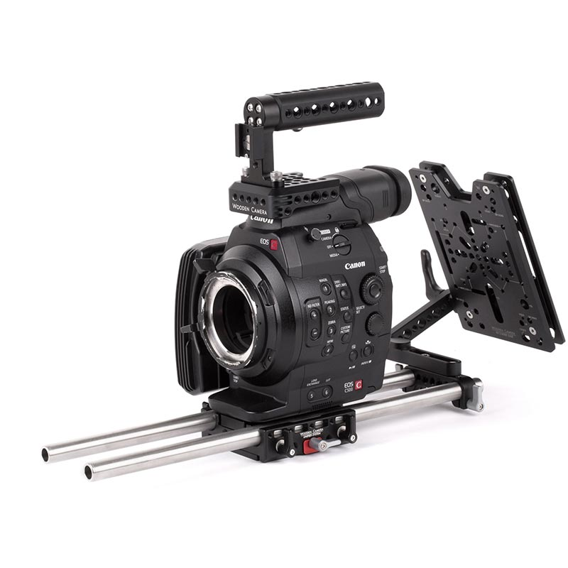 Wooden Camera Canon C500 Unified Accessory Kit Base