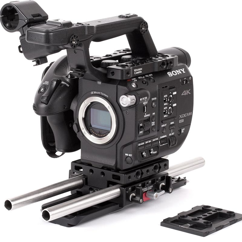 Wooden Camera Sony FS5 Unified Accessory Kit (Advanced)