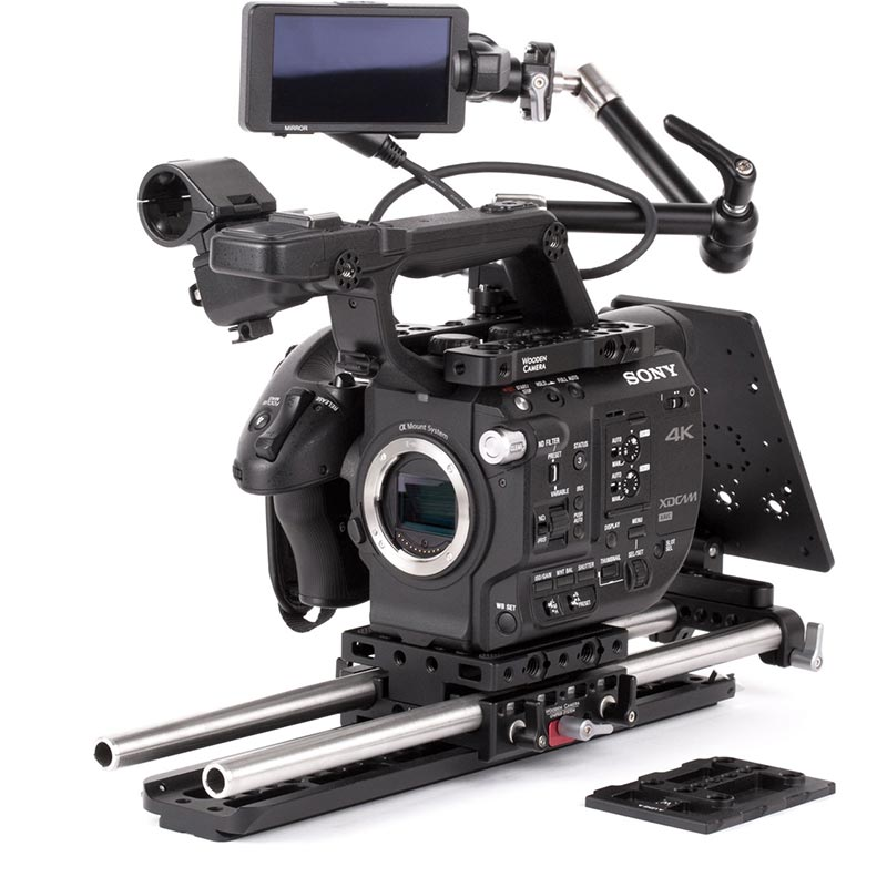 Wooden Camera Sony FS5 Unified Accessory Kit (Pro)