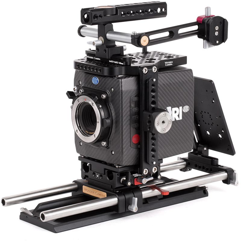 Wooden Camera ARRI Alexa Mini / LF Unified Accessory Kit (Pro, 15mm Studio)