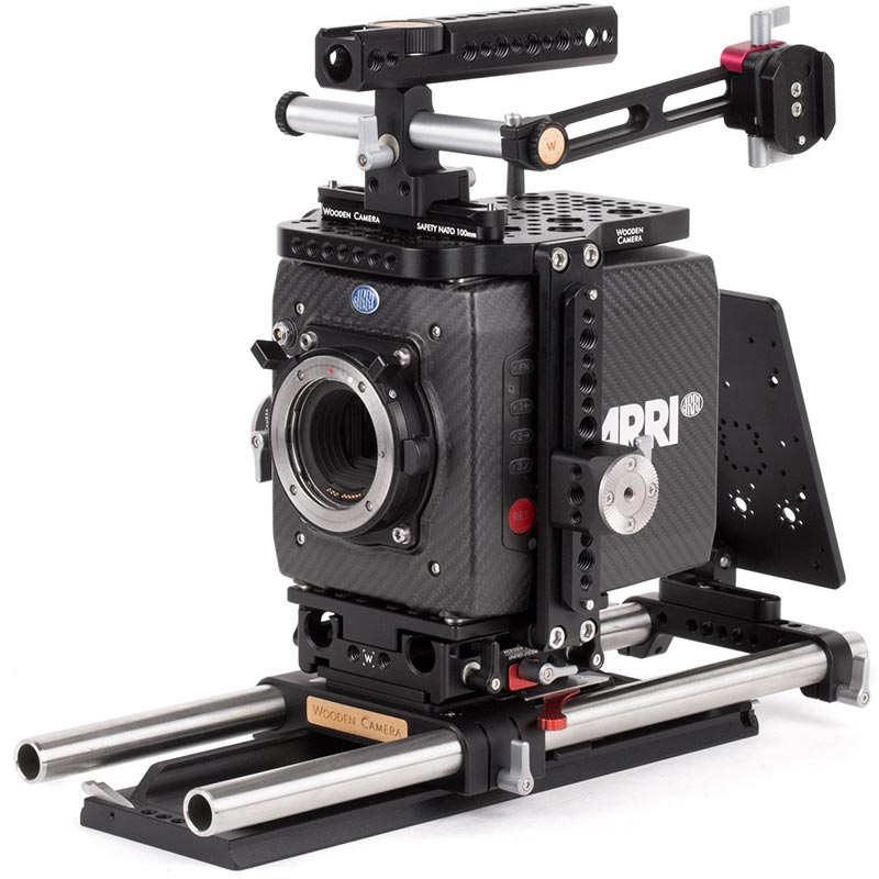 Wooden Camera ARRI Alexa Mini Unified Accessory Kit (Pro, 19mm)