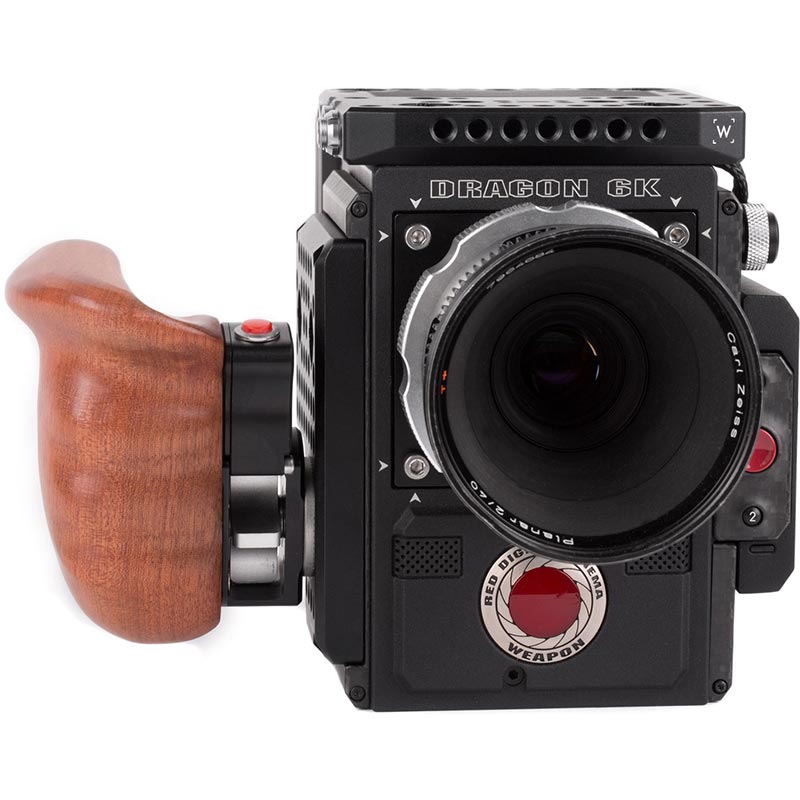 Wooden Camera Right Side Plate (Weapon | Epic-W | Scarlet-W | Raven)