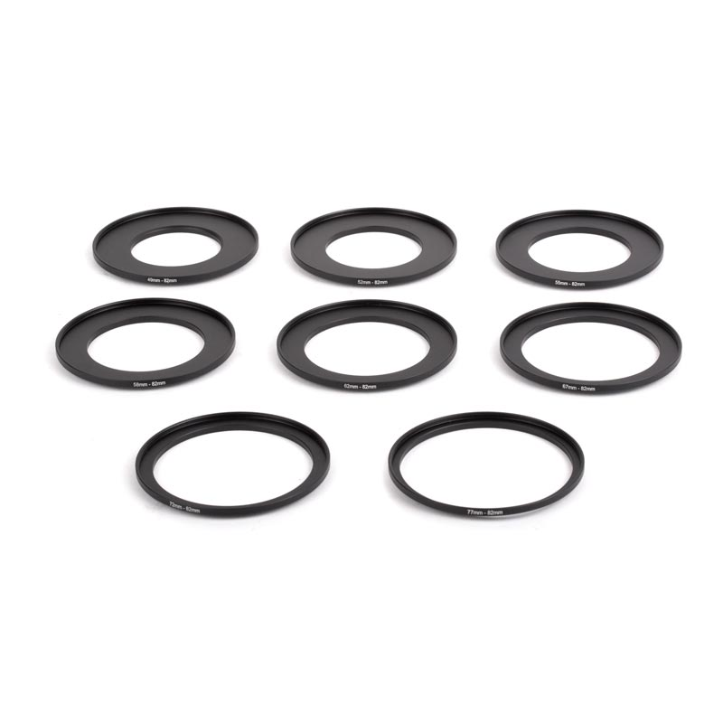 Wooden Camera Zip Box Adapter Rings (49, 52, 55, 58, 62, 67, 72, 77mm)