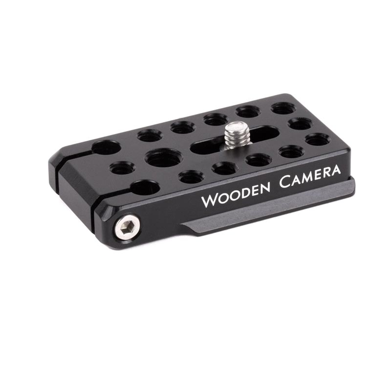 Wooden Camera Lens Adapter Universal Support Foot