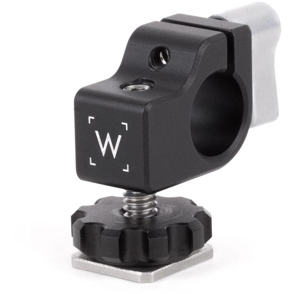 Wooden Camera Hot Shoe 15mm Clamp