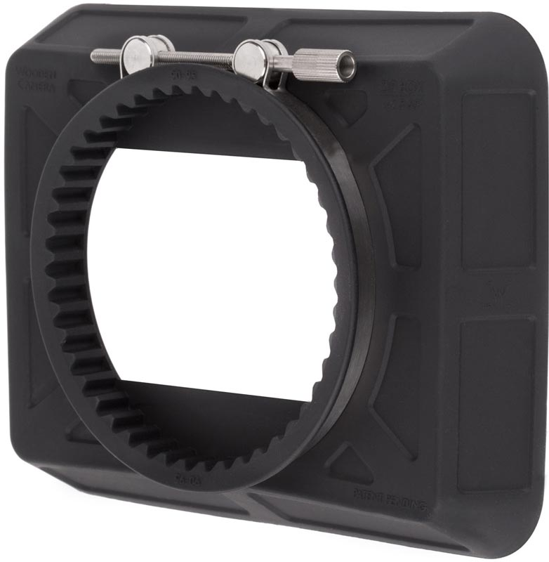 Wooden Camera Zip Box Double 4x5.65 (90-95mm)
