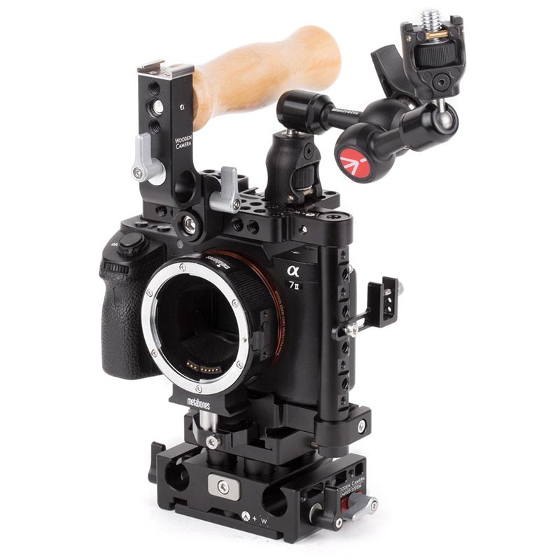 Wooden Camera Unified DSLR Cage (Small)