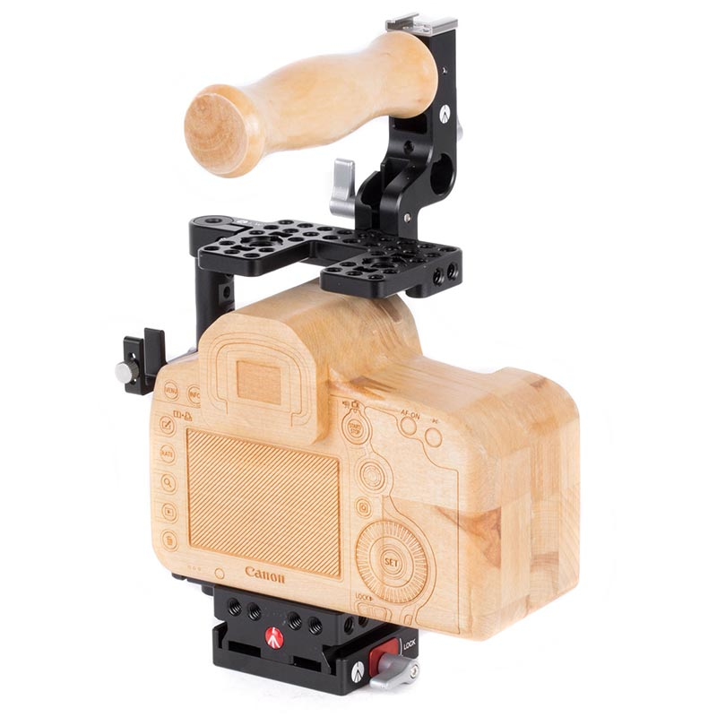 Wooden Camera Unified DSLR Cage (Medium)