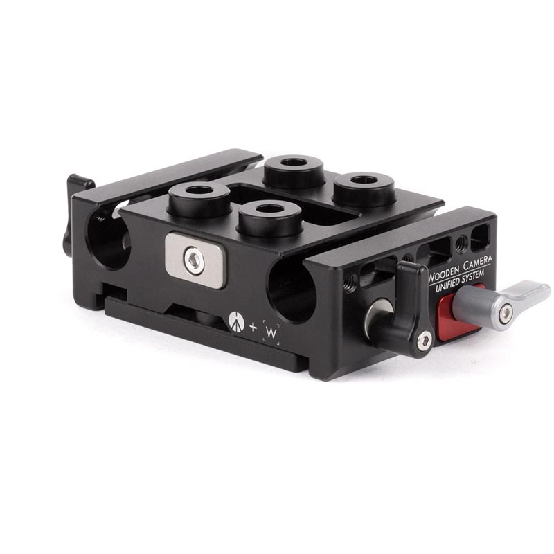 Wooden Camera Unified DSLR 15mm Baseplate