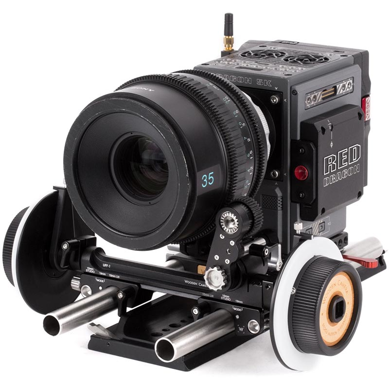 Wooden Camera UFF-1 Universal Follow Focus (Pro)