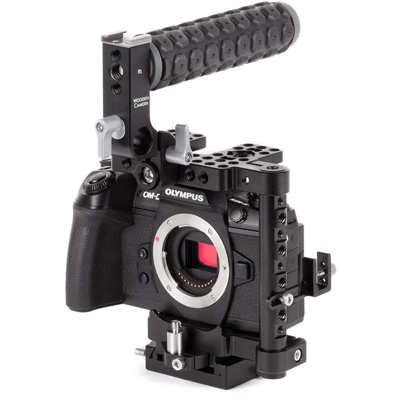 Wooden Camera Unified DSLR Handle Rubber Grip