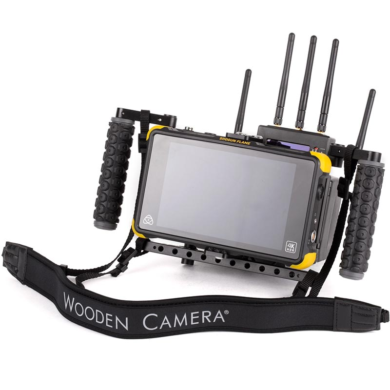 Wooden Camera Directors Monitor Cage v2 Rubber Grip Set of Two