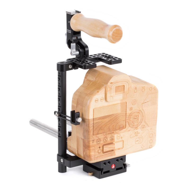 Wooden Camera Canon 1DX | 1DC Unified Accessory Kit (Base)