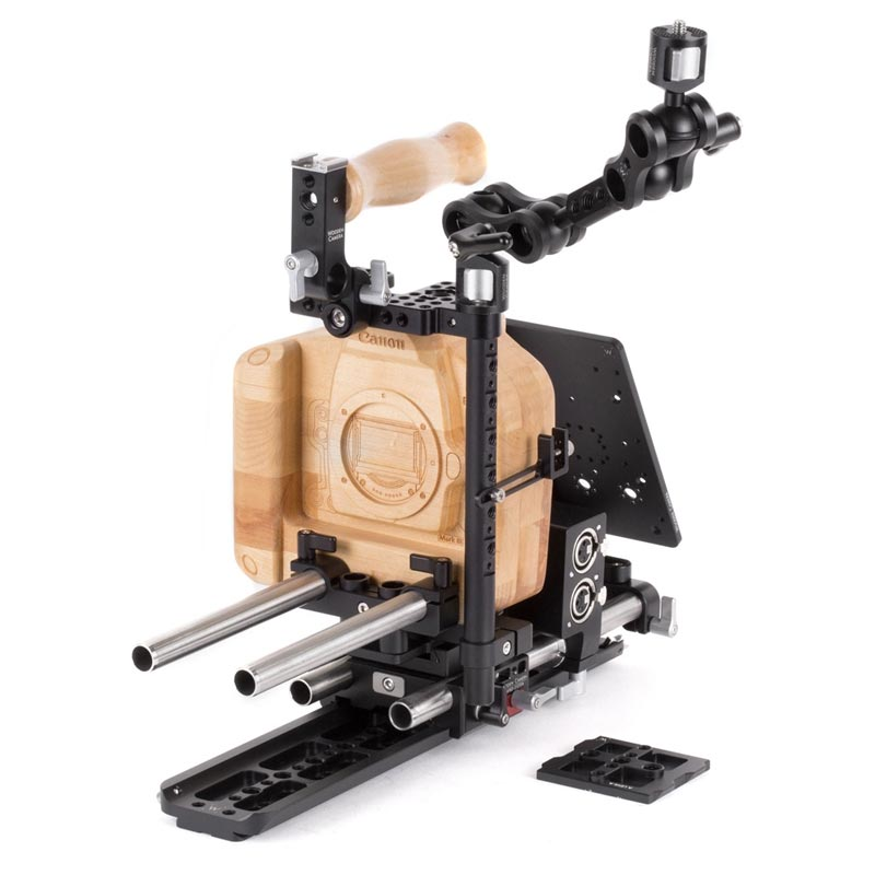 Wooden Camera Canon 1DX | 1DC Unified Accessory Kit (Pro)