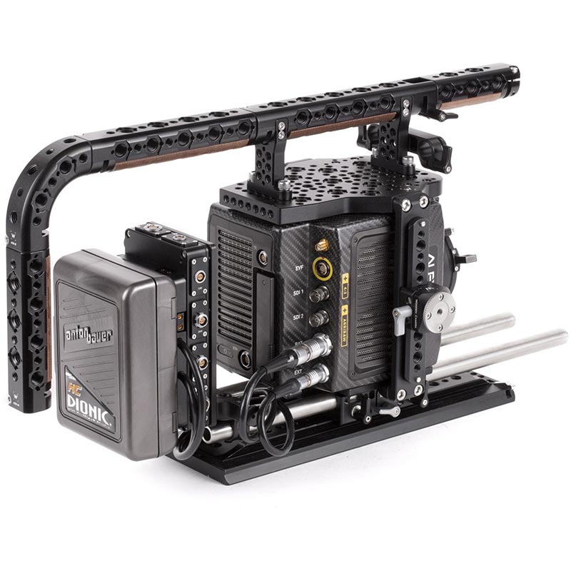 Wooden Camera Master Top Handle (ARRI Alexa Mini / LF, Canon C700, Sony Venice)