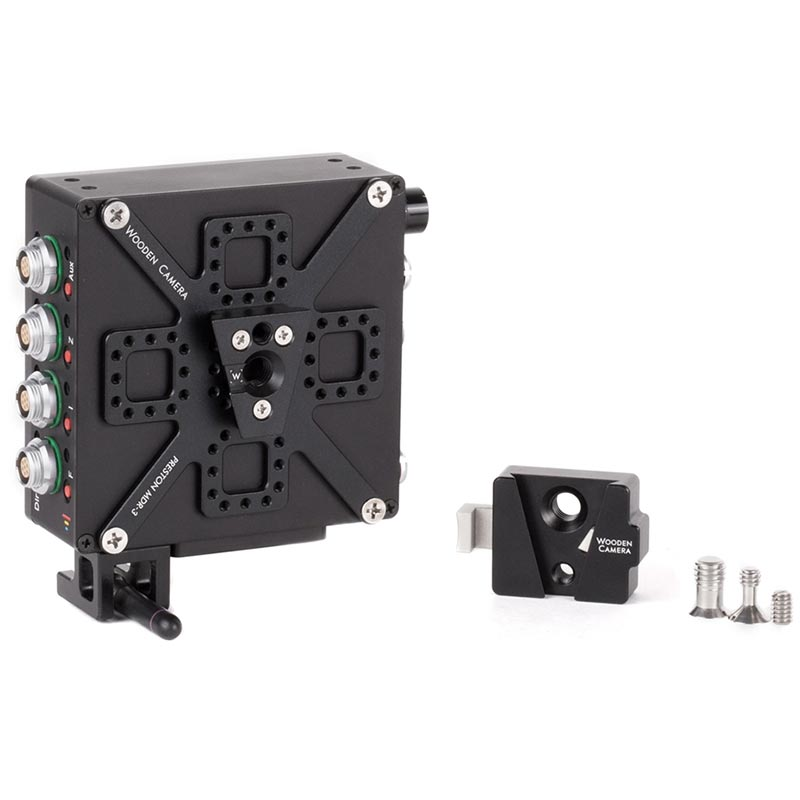 Wooden Camera Preston MDR3 V-Lock Accessory Mount Kit