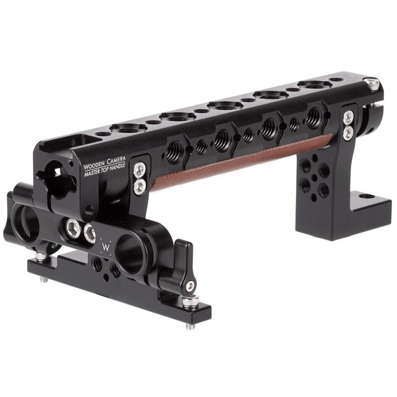 Wooden Camera Master Top Handle (ARRI Alexa XT, SXT, SXT-W, Classic) (Main Handle Section Only)
