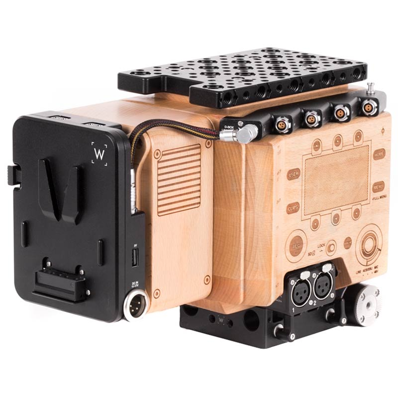 Wooden Camera D-Box (Sony Venice, V-Mount)