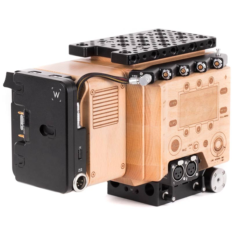 Wooden Camera D-Box (Sony Venice, Gold Mount)
