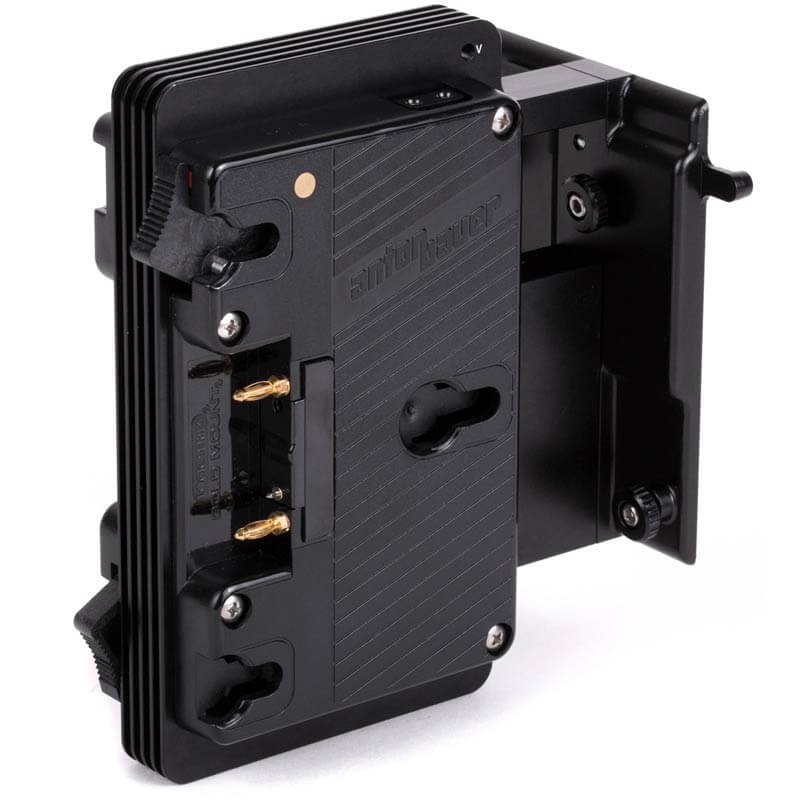 Wooden Camera ARRI Alexa LF 24V Sharkfin Battery Bracket (Gold Mount)