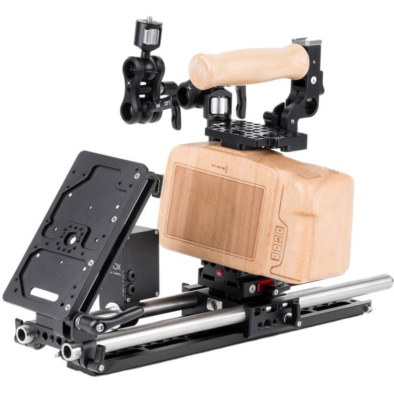 Wooden Camera Blackmagic Pocket Cinema Camera 4K / 6K Unified Accessory Kit (Pro)