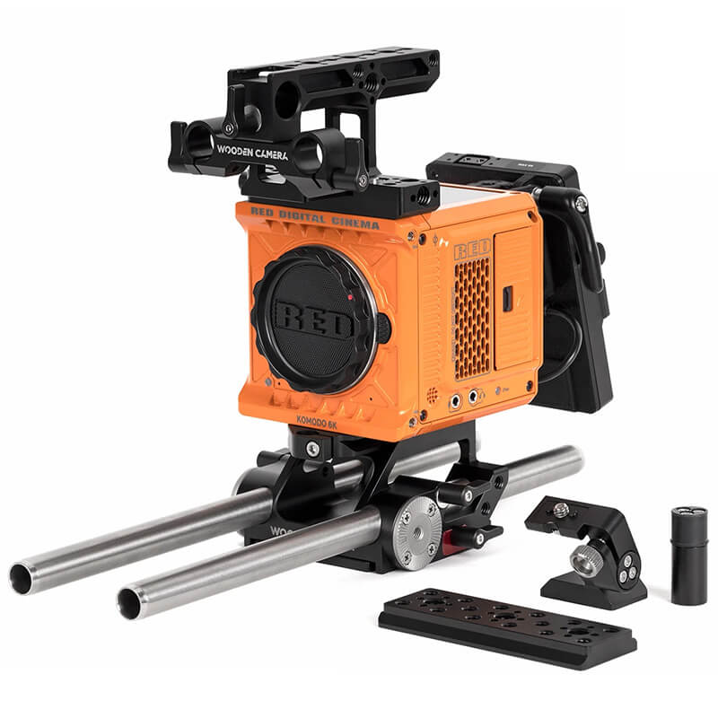 Wooden Camera RED KOMODO Accessory Kit (Pro, V-Mount)