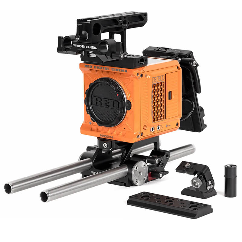 Wooden Camera RED KOMODO Accessory Kit (Pro, Gold Mount)