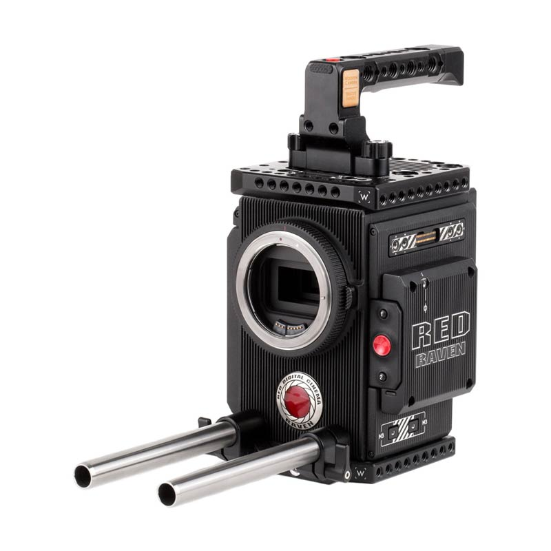 Wooden Camera RED DSMC2 Accessory Kit (Base)