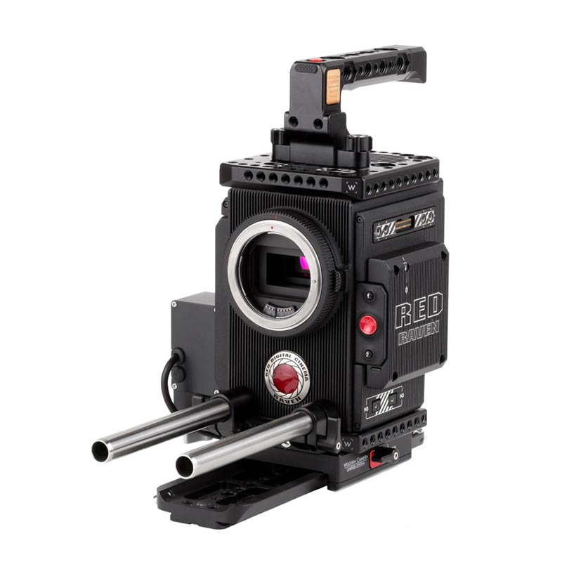 Wooden Camera RED DSMC2 Accessory Kit (Advanced)