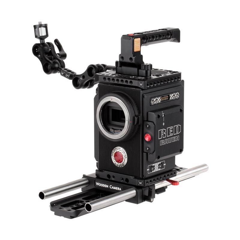 Wooden Camera Red Dsmc2 Accessory Kit Pro 15mm Studio