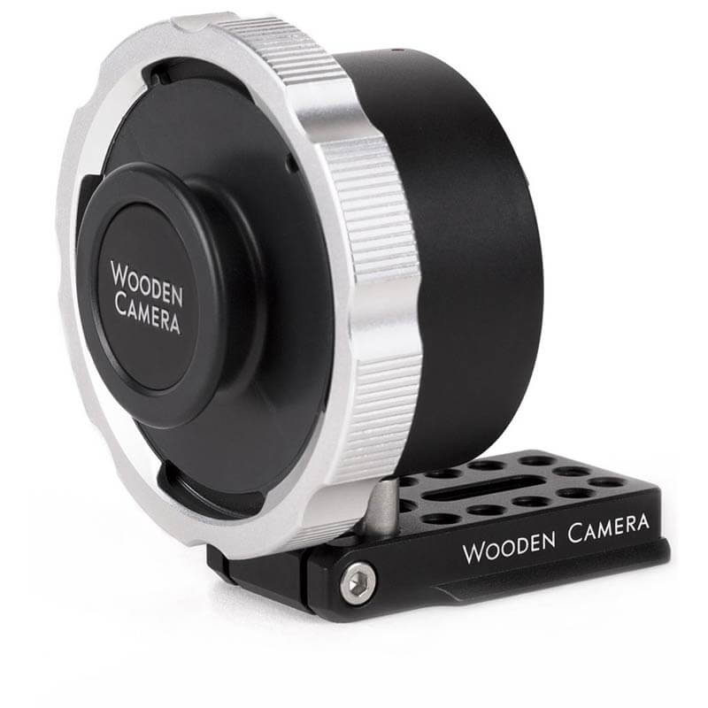 Wooden Camera Nikon Z Mount to PL Mount Adapter (Pro)