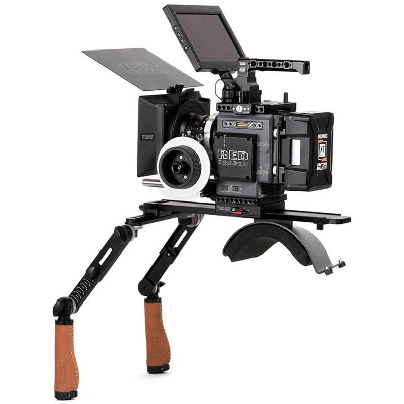 Wooden Camera Shoulder Rig v3 (Pro)