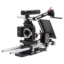 Wooden Camera Blackmagic Pocket Cinema Camera Accessory Kit (Pro)