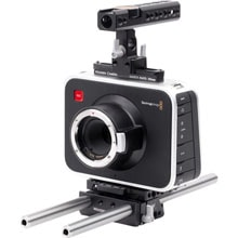 Wooden Camera Blackmagic Cinema Camera Accessory Kit (Base)