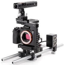Wooden Camera Sony A7s Accessory Kit (Advanced)