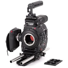 Wooden Camera Canon C300MKII Unified Accessory Kit (Advanced)