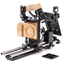 Wooden Camera Sony A7 | A9 Unified Accessory Kit (Pro)