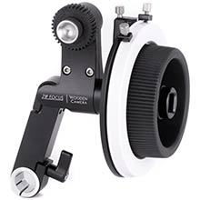Wooden Camera Zip Focus (19mm/15mm Studio Follow Focus)