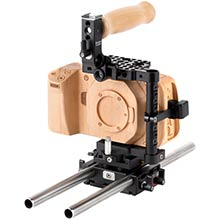 Wooden Camera Blackmagic Pocket Cinema Camera 4K / 6K Unified Accessory Kit (Base)
