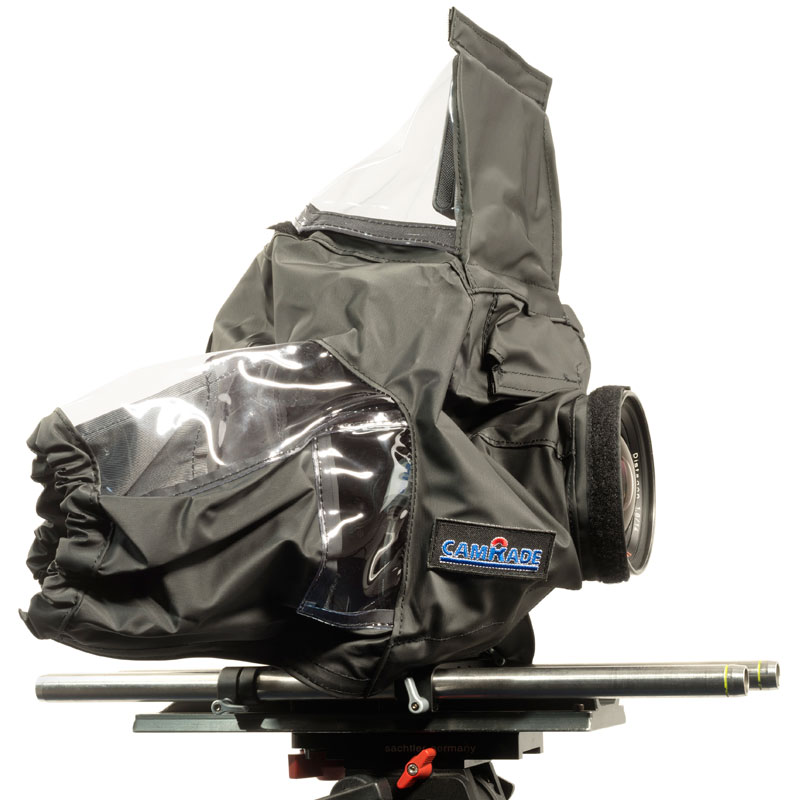 camRade wetSuit RED EPIC SCARLET