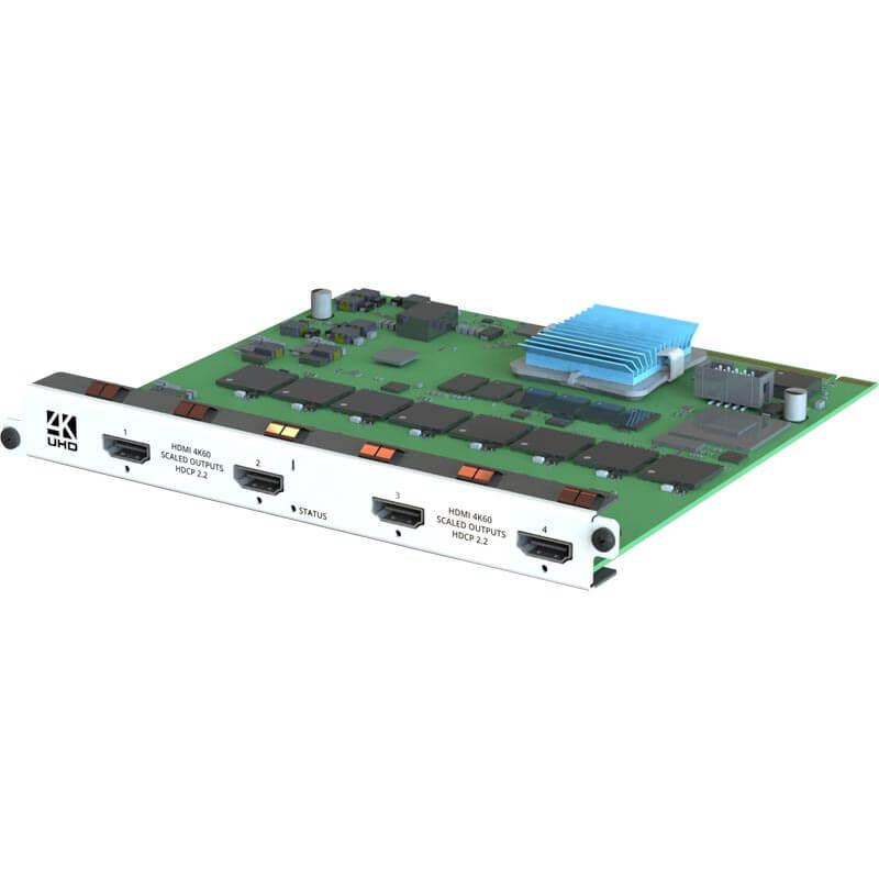 tvONE Quad 4K60 HDMI
