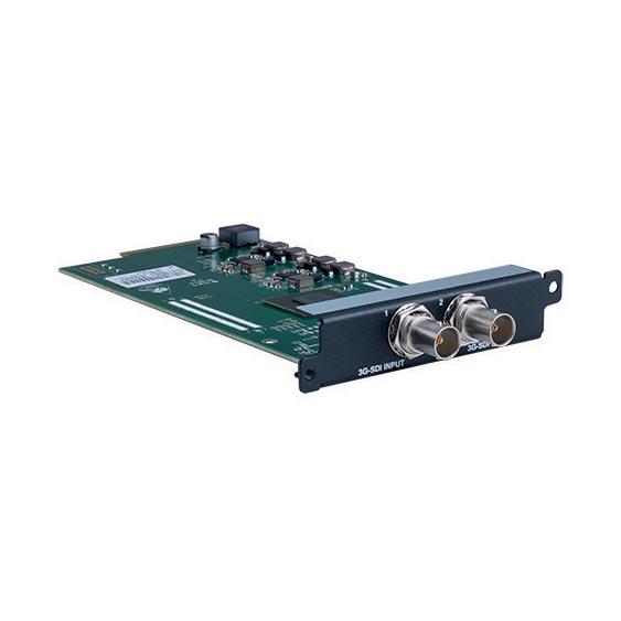 tvONE 3G-SDI CORIOmaster Input Module