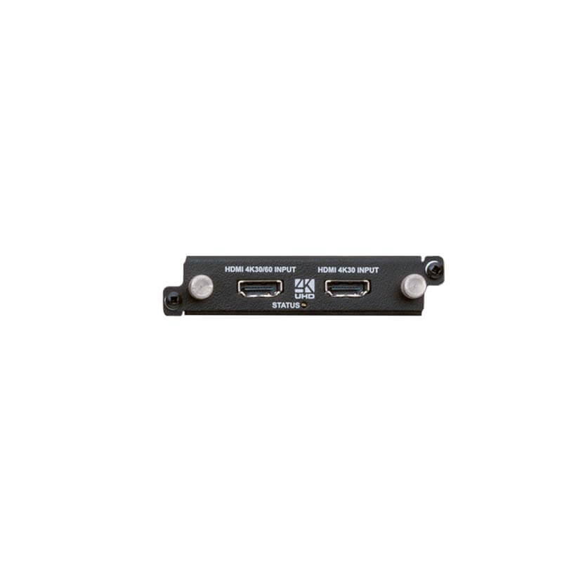tvONE Dual 4K HDMI CORIOmatrix Input Module