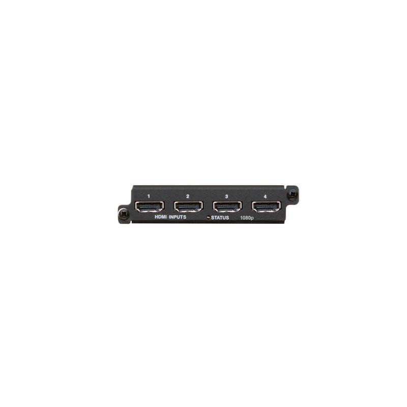 tvONE Quad HDMI CORIOmatrix Input Module